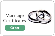 Picture of marriage rings